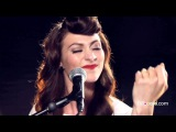 Karmin Perform 'Pumped Up Kicks' Billboard Live Studio Session