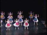 Mazurka balletto tratto da Coppelia, musica di Delibes , eseguito dal corso Aspiranti