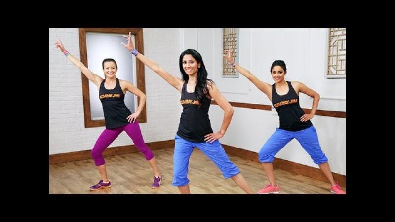 Bombay Jam Bollywood Dance Workout! Burn Calories While Having a Blast | Class FitSugar