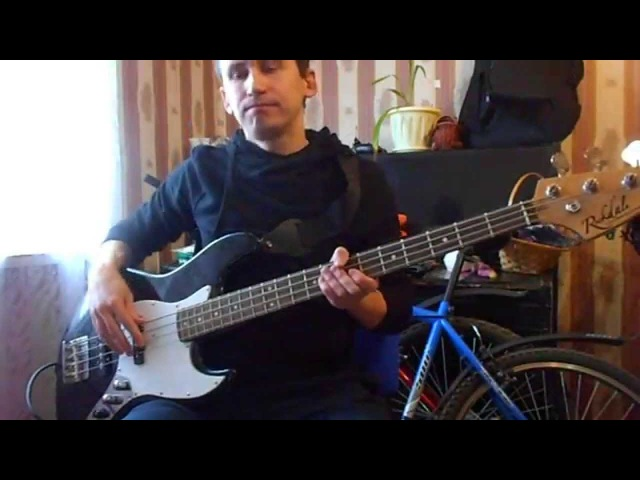 Чичерина – ТуЛуЛа (bass cover) with tabs