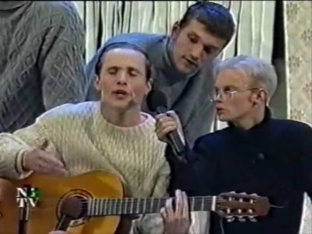 КВН Сб. Санкт-Петербурга, Боб Марли в Москве. 1999. Часть 1