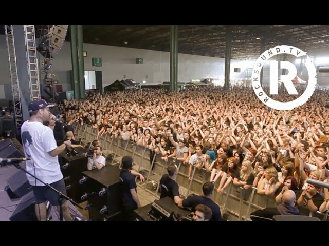 Stick To Your Guns - D(I AM)OND / Built Upon The Sand (Live at Impericon Fest)