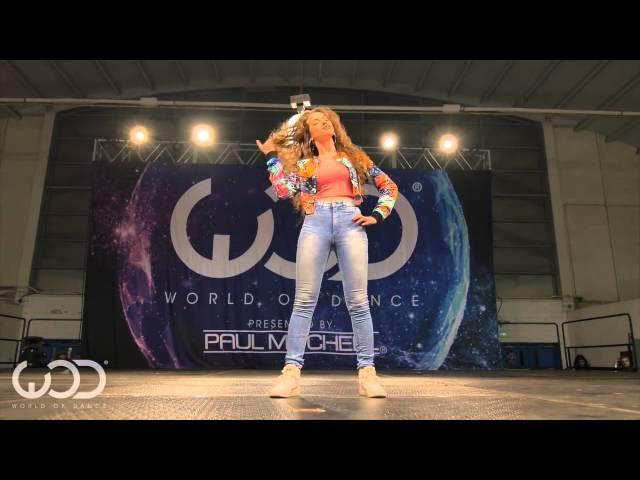 Dytto Barbie World of Dance Bay Area 2015/ Дитто барби гёрл!