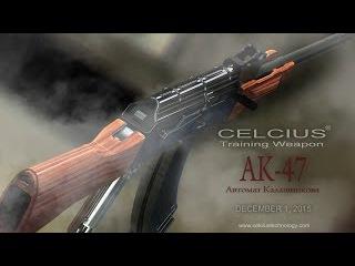 CELCIUS Training Weapon AKM | AK-47 CTW - Demo