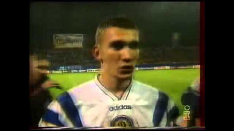 ЛЧ 1997/1998. Динамо Киев - Брондбю 0-1 (27.08.1997)