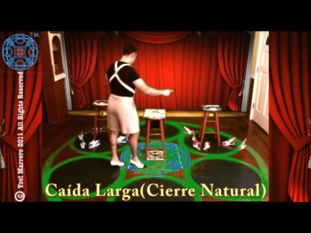 Lesson 1.15 - Damski Krok Podstawowy 4 - Caída Larga [L01-V15]