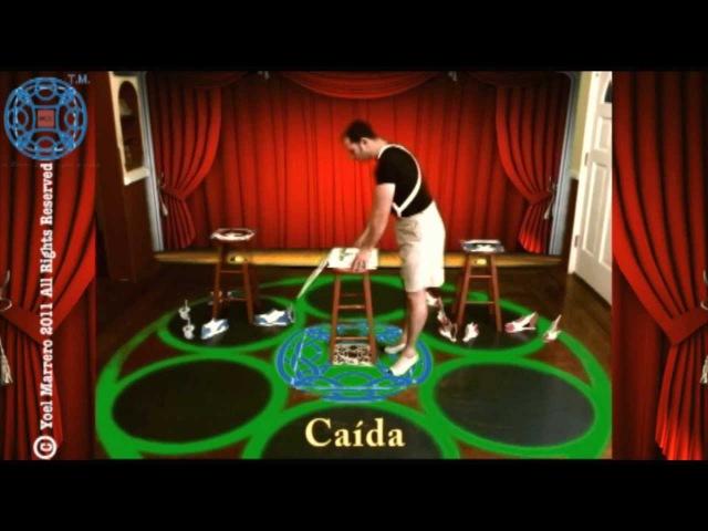 Lekcja 1.11 - Damski Krok Podstawowy 2 - Caída [L01-V11]