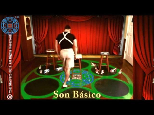 Lekcja 1.8 - Damski Krok Podstawowy 1 - Paso de Son [L01-V08]