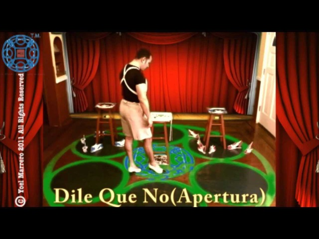 Lekcja 1.13 - Damski Krok Podstawowy 3 - Dile Que No [L01-V13]