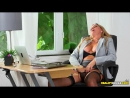 Angela - Business and Pleasure (2015) Straight, Amateur Porn, Blonde, Lingerie,