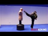 AirTrick Mini Sampler Scott Adkins Ginger Ninja Trickster
