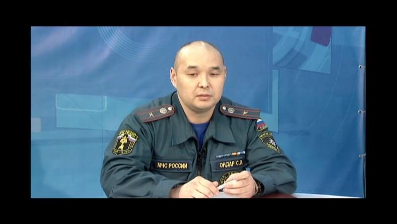 Интервью дня с врио заместителя начальника ГУ МЧС Росии по РТ Сайдашем Ондаром Тува24