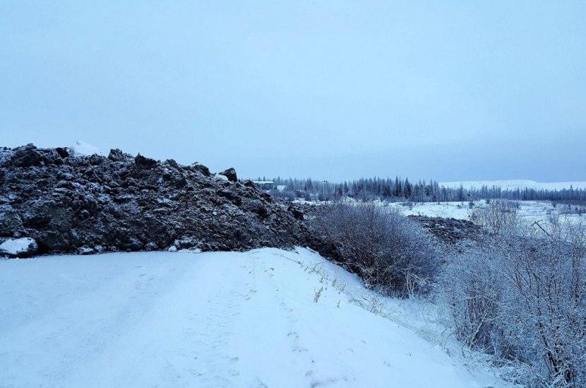 В оползне, перекрывшем дорогу Мирный-Ленск могут находиться алмазы