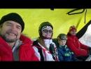 2016 Лыжные Новогодние Каникулы в Охта-Парке