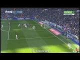 Реал 1:0 Сельта. Пепе. 41 минута
