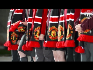 Behind the Scenes - Making the Manchester United Christmas card #MUFCxmas