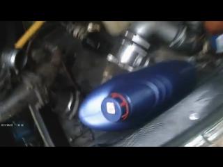 ДВИГЛО ЛЯГЛО)) Ваз 2101 1.6 турбо карбюратор 2014 - turbo engine broke carburetor