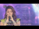 Ailee - Uskudara gider iken [Lyrics Vostfr ⁄ French Sub] KOREAN IN TURKISH