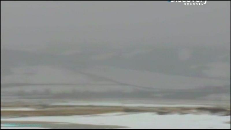 Discovery «Полёты вглубь Аляски (20). Пироги самолётом» (Реальное ТВ, 2011)
