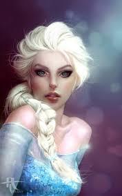 Секрет Красоты c Эльзой Холодное Сердце