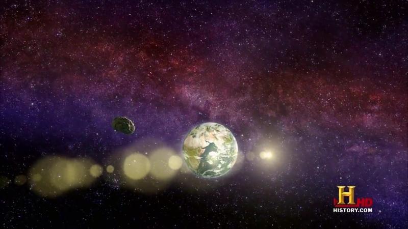 BBC. Семь чудес Солнечной системы _ 7 Wonders of The Solar System (2010) HDTVRip