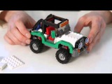 LEGO® Creator - Abenteuerfahrzeuge