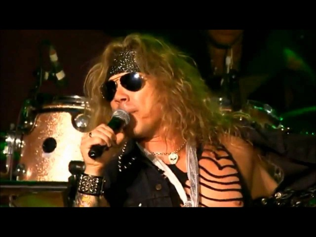 Steel Panther - Eyes Of A Panther (Live @ Brixton Academy, London 2010)
