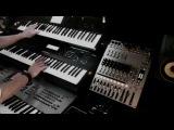 Vangelis Alpha - Yamaha Motif XS, Kurzweil PC 361, Korg M 50, Roland JX 305,  Waldorf Blofeld