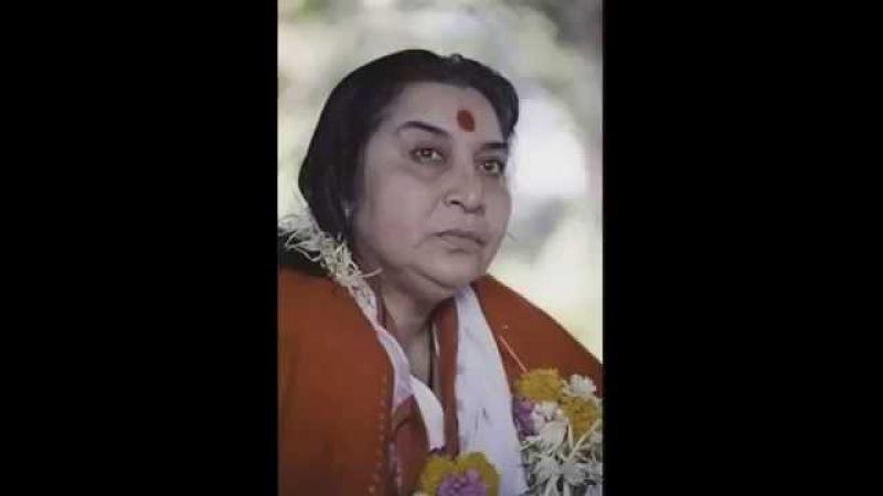 Пуджа Шри Гуру 1976г. (Посвящение в Гуру)Вначале говорит Мать ,потом перевод.....