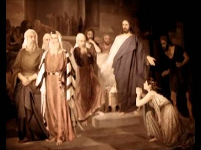 Книжники, фарисеи, саддукеи, ессеи. Закон Божий, ч. 171