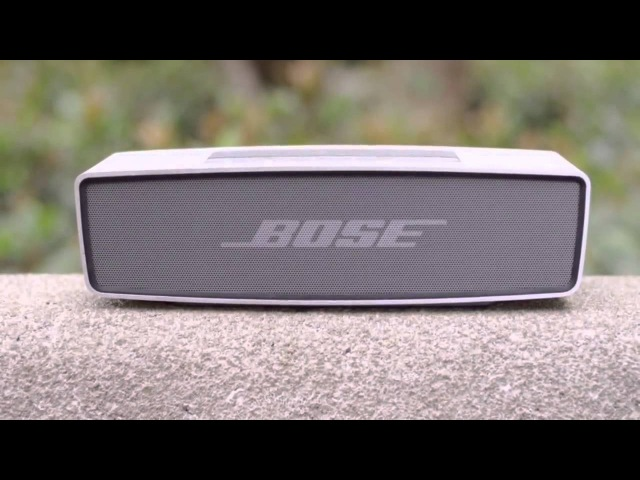Bose SoundLink Mini Bluetooth колонка