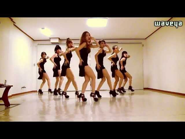 Waveya웨이브야 Sistar - Alone 씨스타 나혼자 Kpop Cover dance