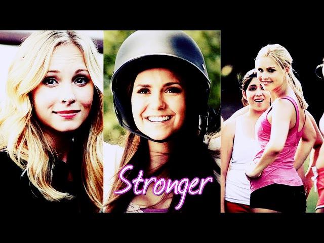 TVD The Originals Girls- Stronger