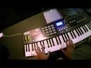 Blue - Da Ba Dee (Inhew Remix) Live with Go Pro