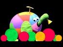 Мультики для самых маленьких: Что это, Мойа? Развивающий мультик для малышей, 6 серия. Мячики
