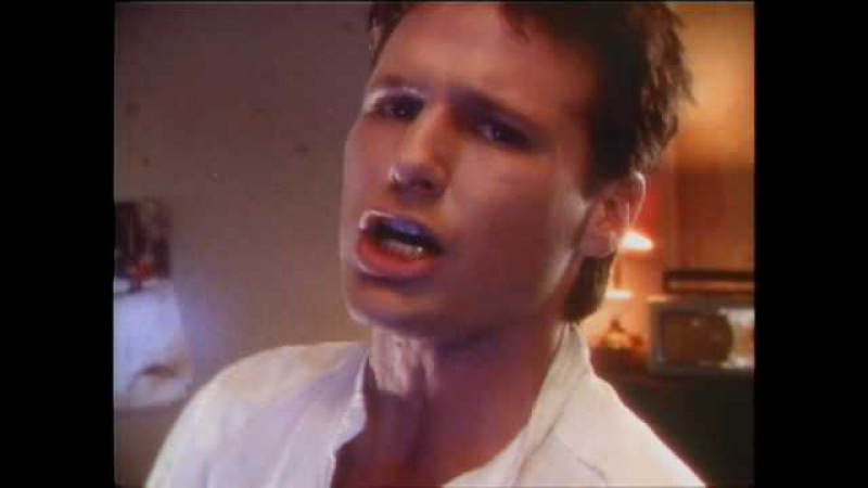 Corey Hart - Sunglasses At Night (Official Music Video)
