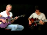 Gypsy Jazz Duets - Gypsy Bossa Performance - Frank Vignola &amp Andreas Oberg
