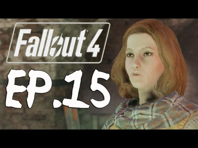 Fallout 4 Нашел Поземных Людей Неужели 15