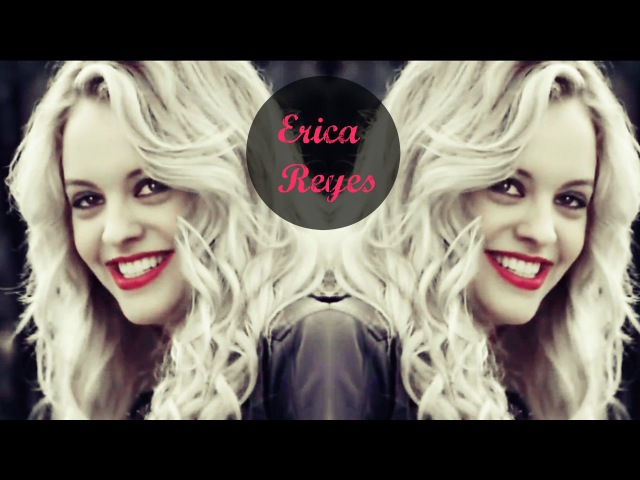 ►Erica Reyes  Black Widow