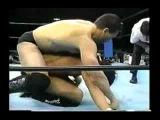 Ken Shamrock vs Takaku Fuke