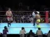 Ken Shamrock vs Yoshiki Takahashi Pancrase 1