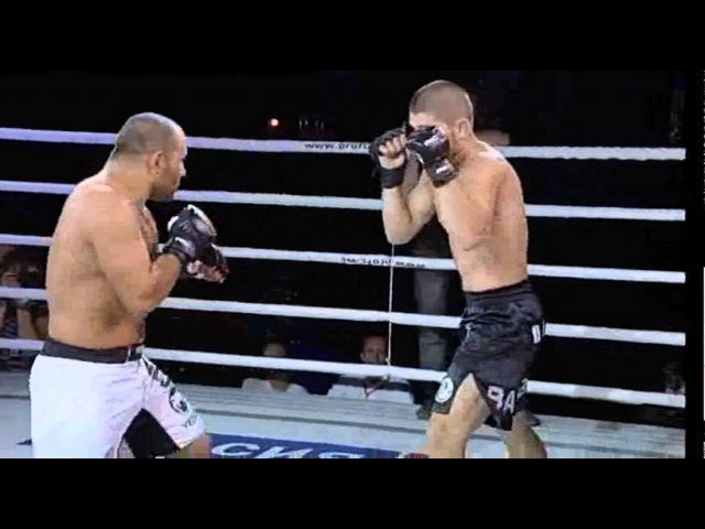 PROFC XXX: Хамиз Мамедов VS Хабиб Нурмагомедов
