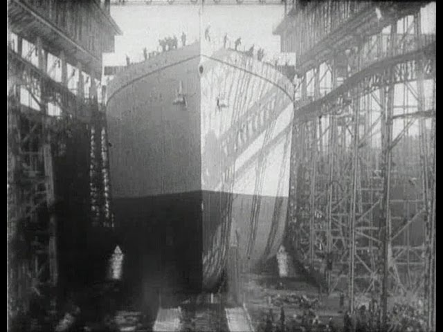 Construction of RMS Olympic (1910) - extract