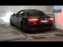 Maserati GranTurismo (405hp) - pure SOUND (60FPS)