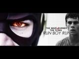 TF & TMR | RUN BOY RUN {cw Epic TV Series}