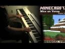 Minecraft Piano Piano Wet Hands Dry Hands Mice on Venus Sheet Music