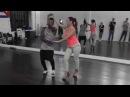 Salsa Class 29.09.15 at D'AKOKAN Dance School - Yoandy Natasha