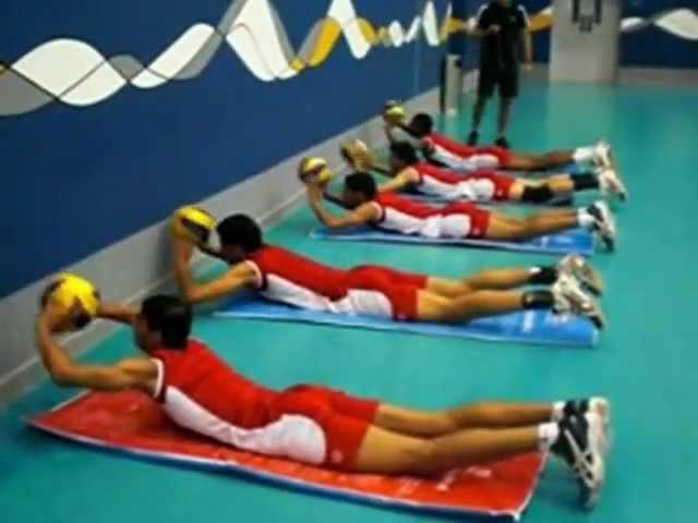 Exercices pour le renforcement musculaire et la tonicité du tronc