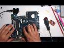 Ремонт ноутбука Emachines G630 не включается Compal NDWG2 LA 5992P