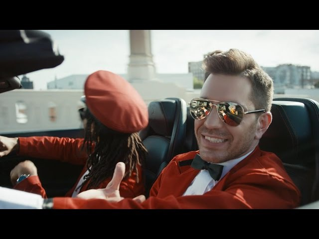 Andy Grammer - Good To Be Alive (Hallelujah) (Official Music Video)
